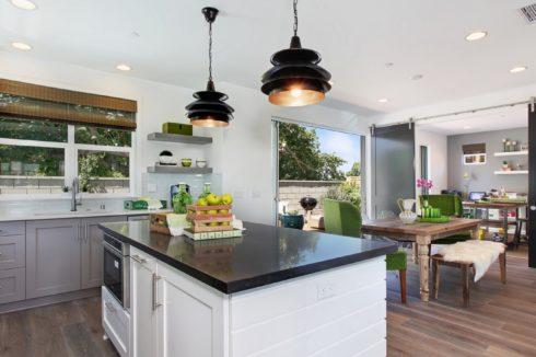 Белая кухня: фото