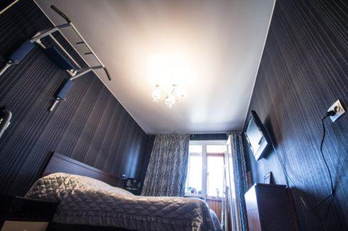 комната с турником