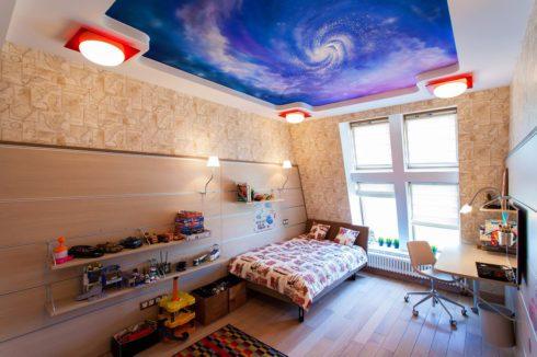 потолок млечный путь