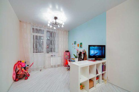 Детская светлая комната