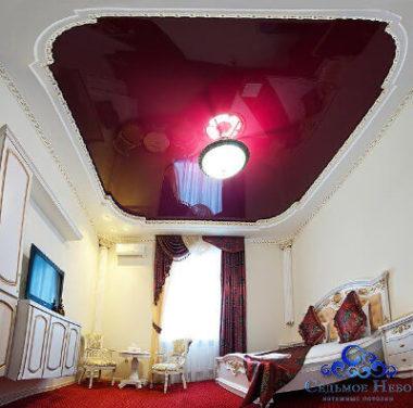 В какой стиль интерьера впишется французкий потолок